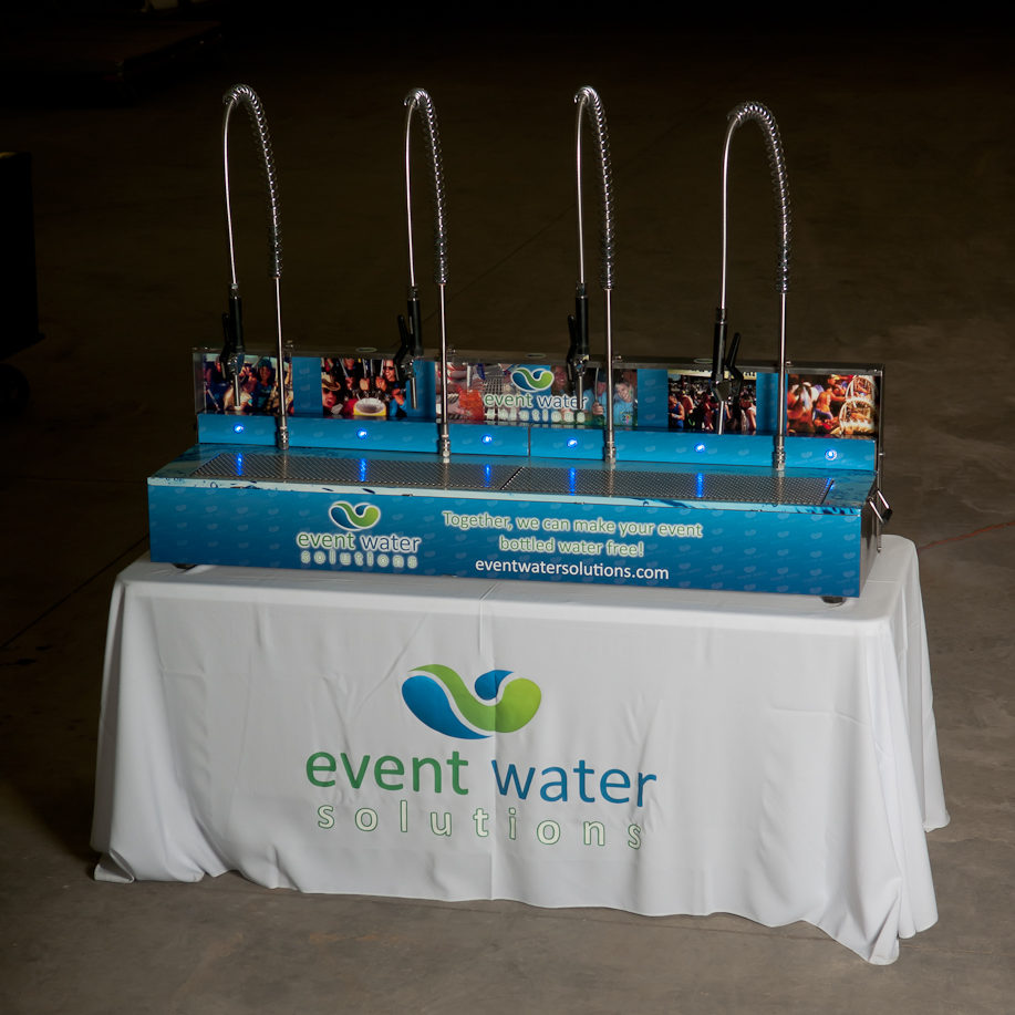 Water Stations Event Water Solutions