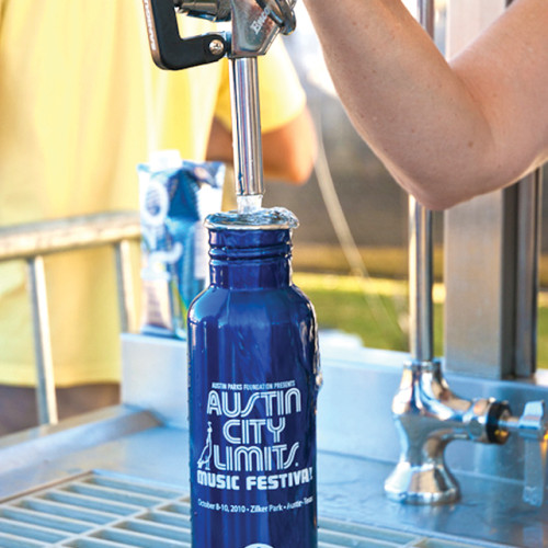 Austin City Limits Bottle